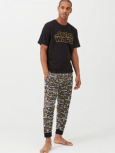 star-wars-pyjama-set-black
