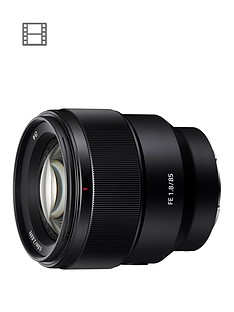 sony-fe-85mm-f18-portrait-lens