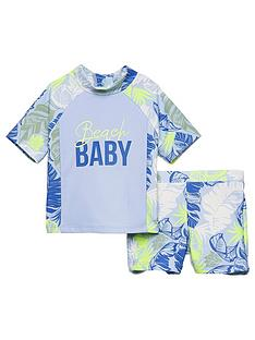 river-island-baby-boys-printed-rash-swim-outfit-blue