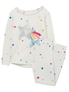 joules-girls-sleepwell-star-pyjama-set-multi