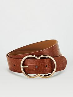 v-by-very-lydia-double-buckle-belt-tan