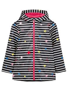 joules-girls-raindance-coat-navy