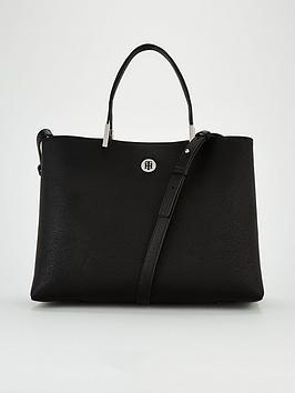 tommy-hilfiger-core-satchel-bag-black