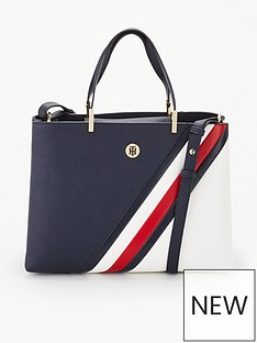 tommy-hilfiger-core-satchel-bag-navy