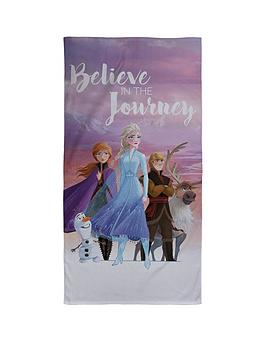 Disney Frozen Journey Towel
