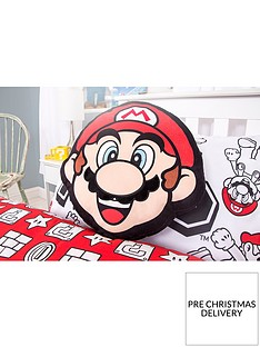 mario-shaped-cushion