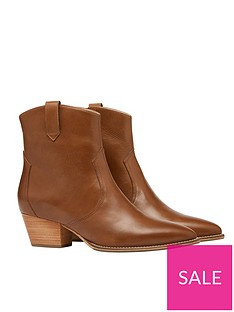 joules-mayfair-leather-pointed-boot-tannbsp