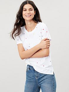 joules-carley-classic-crew-neck-t-shirt-multi