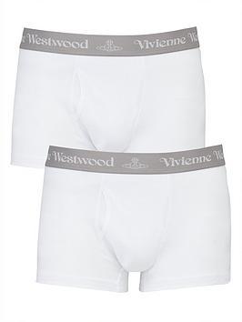 vivienne-westwood-mensnbsp2-pack-boxer-shortsnbsp--white
