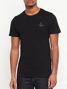 vivienne-westwood-2-pack-slim-fit-logo-t-shirt-black