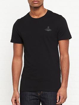 vivienne-westwood-2-pack-slim-fit-logo-t-shirt-black