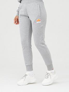 ellesse-queenstown-jog-pant-grey-marl