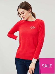 joules-asha-crew-neck-jumper-red