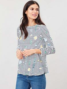 joules-harbour-light-jersey-top-stripe