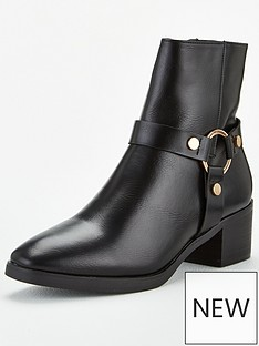 v-by-very-block-heel-ring-detail-boots-black