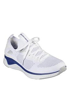 skechers-solar-fuse-trainers-white