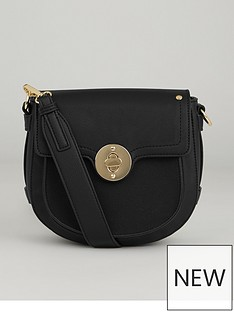 warehouse-lock-detail-mini-saddle-bag-black
