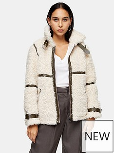 topshop-hugo-borg-jacket-cream