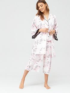 pour-moi-wild-floral-lace-detail-wrap-gown-pink-print