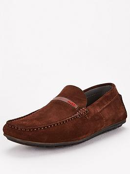 hugo-dandy-suede-moccasin-loafers