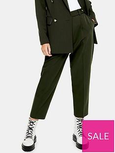 topshop-klara-trouser-green