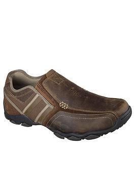 skechers-bike-toe-slip-on-shoe-brown