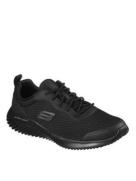 skechers-bounder-trainers-black