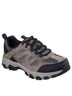 skechers-selmen-enago-waterproof-trainers-brown