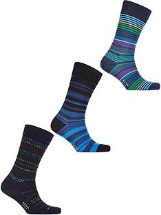 ps-paul-smith-mens-3-pack-mixed-pattern-socks-navy