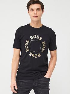 boss-gold-triple-circle-logo-print-t-shirt-black