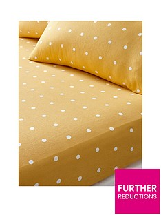 everyday-collection-brushed-cotton-printed-spot-fitted-sheet