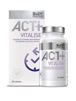 body-sculpture-acti-vitalise-1-bottle-60-tablets