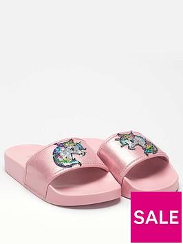 lelli-kelly-girls-alexis-unicorn-slider-pink
