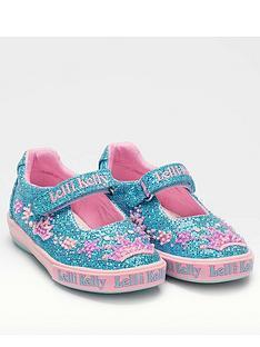 lelli-kelly-girls-tiara-dolly-shoe-turquoise