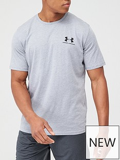 under-armour-sportstyle-left-chest-t-shirt-steel