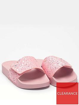 lelli-kelly-glitter-barbara-slider-pink