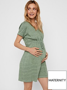 mama-licious-maternity-jersey-tie-waist-dress-with-nursing-wrap-top-function-khaki
