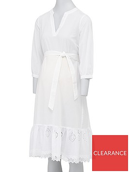 mama-licious-maternity-grazie-midi-dress-with-tie-belt-white