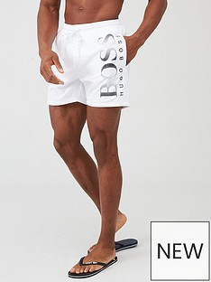 boss-octopus-swim-shorts-white