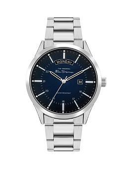 ben-sherman-ben-sherman-blue-daydate-dial-stainless-steel-bracelet-mens-watch