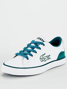 lacoste-boys-lerond-120-lace-up-trainers-whitegreen