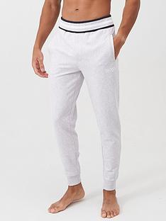 boss-bodywear-heritage-lounge-pants-grey