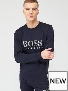 boss-bodywear-tracksuit-sweatshirt-navy