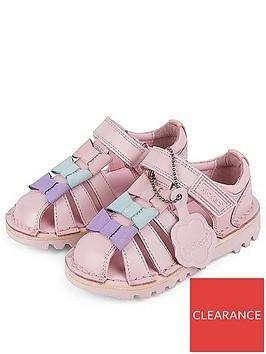kickers-girls-kick-tri-bow-sandal-pink