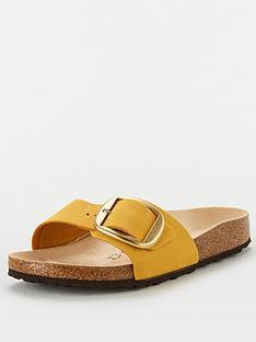 birkenstock-madrid-big-buckle-flat-sandal-ochre