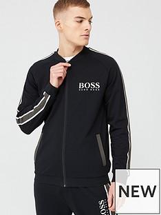 boss-bodywear-authentic-college-jacket-black