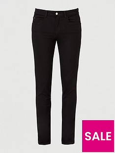 guess-curve-x-mid-rise-skinny-jeans-black
