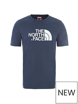 the-north-face-short-sleeve-easy-t-shirt-navynbsp