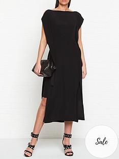 mcq-alexander-mcqueen-haruko-tunic-dress-black
