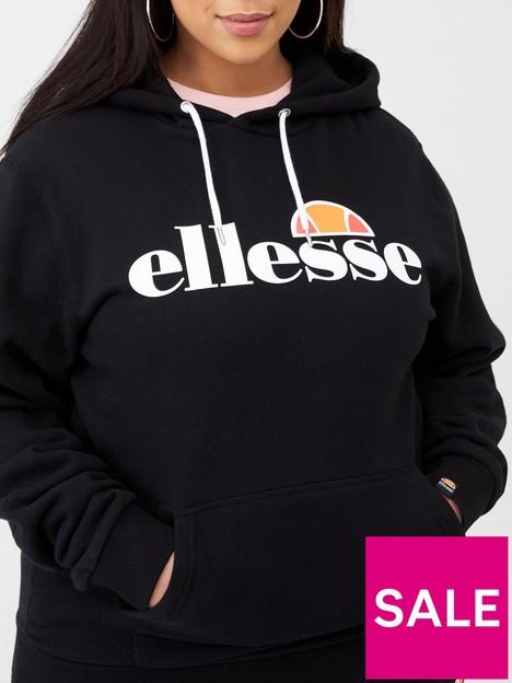 ellesse-heritage-torices-overhead-hoodie-plus-black